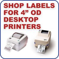 Shop Labels for Desktop Printers